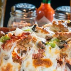 fresh pizza, bakery, brews at Tobies Hinckley