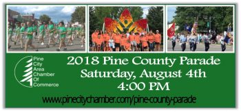Pine County Parade