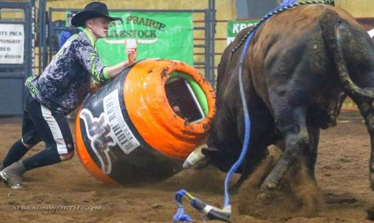 Bulls and Barrels at Double F Arena Hinckley