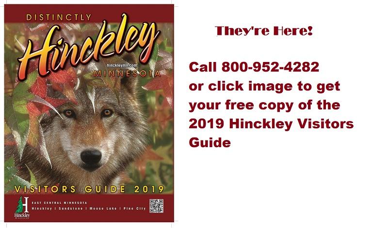 Hinckley MN Vistors Guide