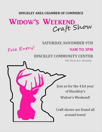 Craft Show and Sale in Hinckley MN