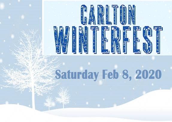 Carlton MN Winterfest 2020