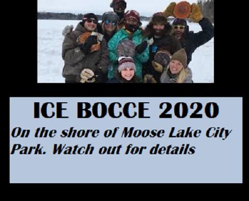 Ice Bocce Moose Lake MN