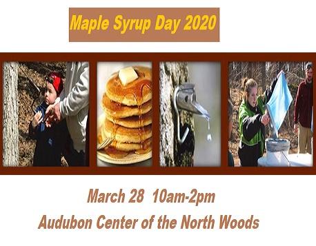 Audubon Center Maple Syrup Day 2020