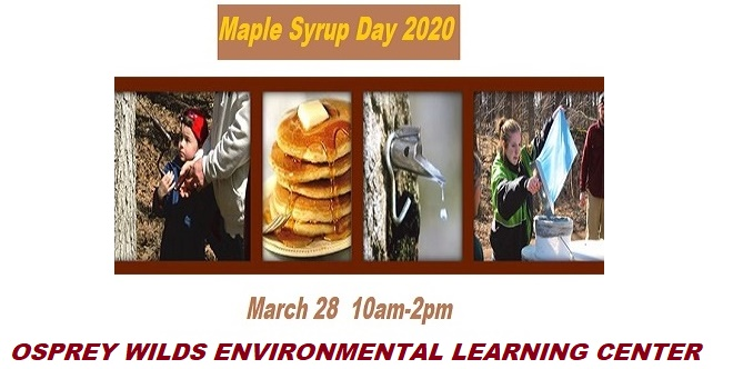Osprey Wilds Maple Syrup Day 2020