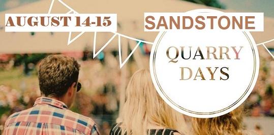 Sandstone Quarry Days MN