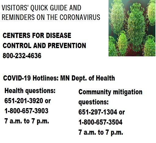 coronavirus visitors tips1