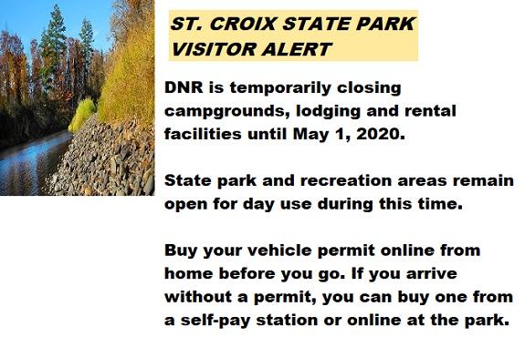 St. Croix State Park Hinckley MN