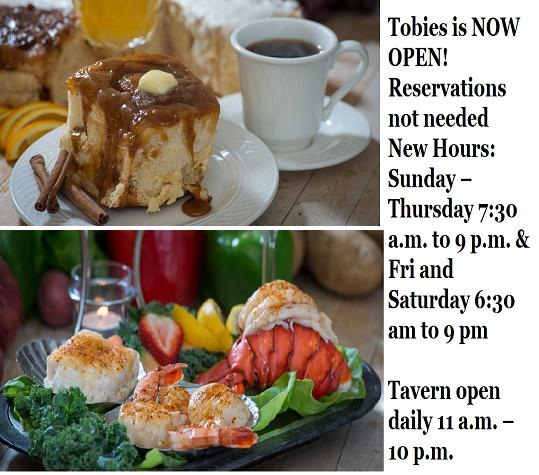 tobies, hinckley, restaurant, bar, bakery