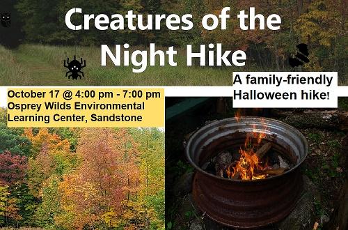 Hiking, Fall Activities, Outdoor, Osprey Wilds