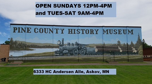 Museum, Pine County, Historical, Askov