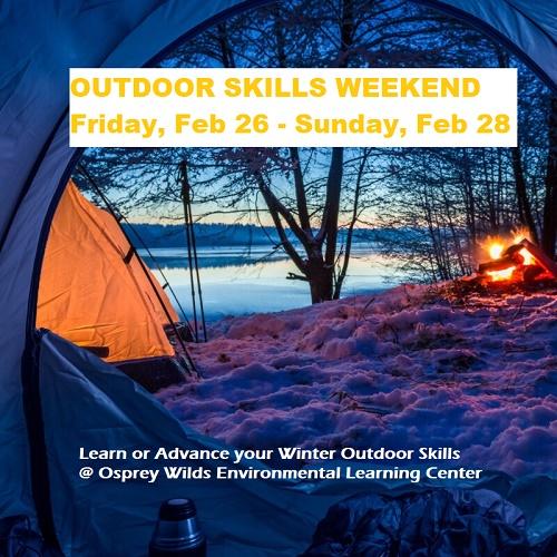 Outdoor, weekend, winter, Osprey Wilds