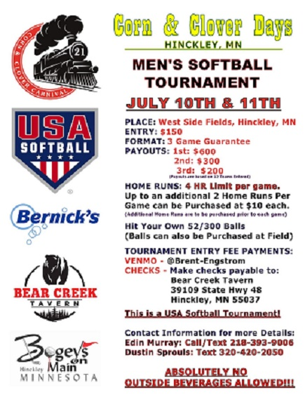 men, softball, park, competitions, hinckley