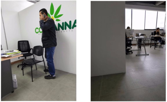Aphria / Sol Global Investments Colombia Acquisition