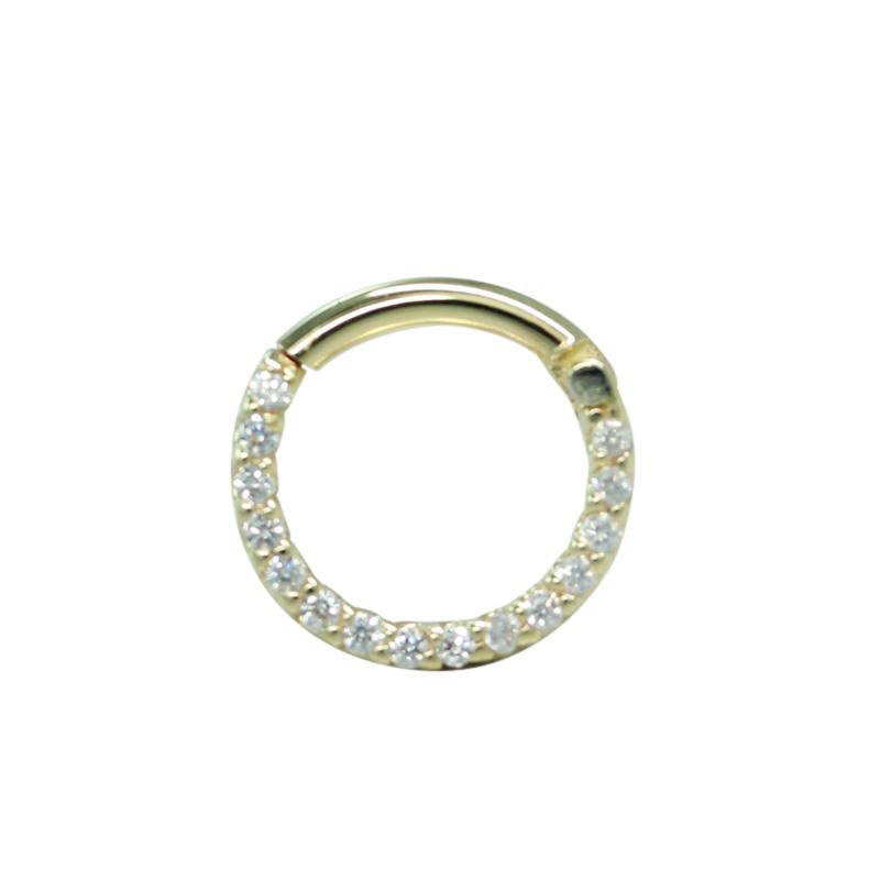 Septum Ring 14