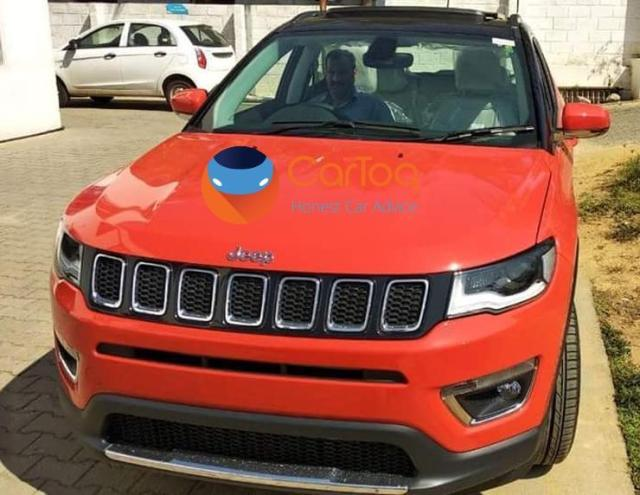 Jeep Compass Limited Plus 1