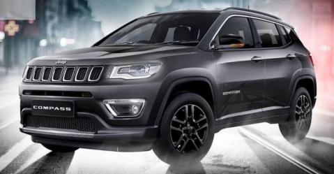 Jeep Compass Night Eagle Featured