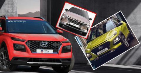 New Hyundai Suvs India Featured