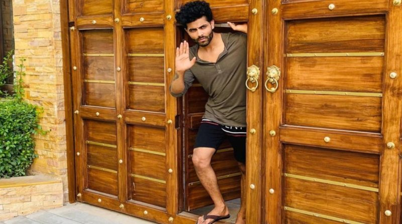 Ravindra Jadeja's bungalow is very luxurious, knowing the facilities will blow your senses