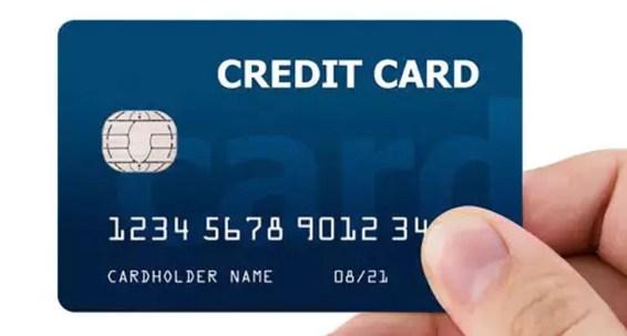 Image result for क्रेडिट कार्ड