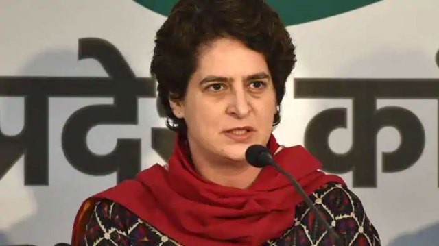 Priyanka Gandhi asked why government is not using buses for ...
