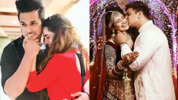 Prince Narula and Yuvika Chaudhary's love tied in marriage