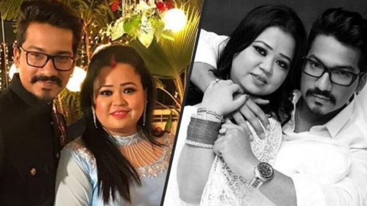 bharti singh and harsh limbachiyaa love tied in marriage