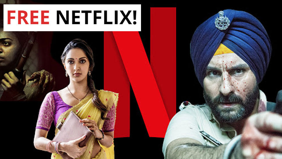 Watch free movies and original series on Netflix, read these schemes quickly