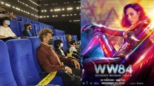WW84 देखने के बाद Hrithik Roshan ने कर दिया ऐसा कमेंट, वंडर वुमन ने दिया जवाब