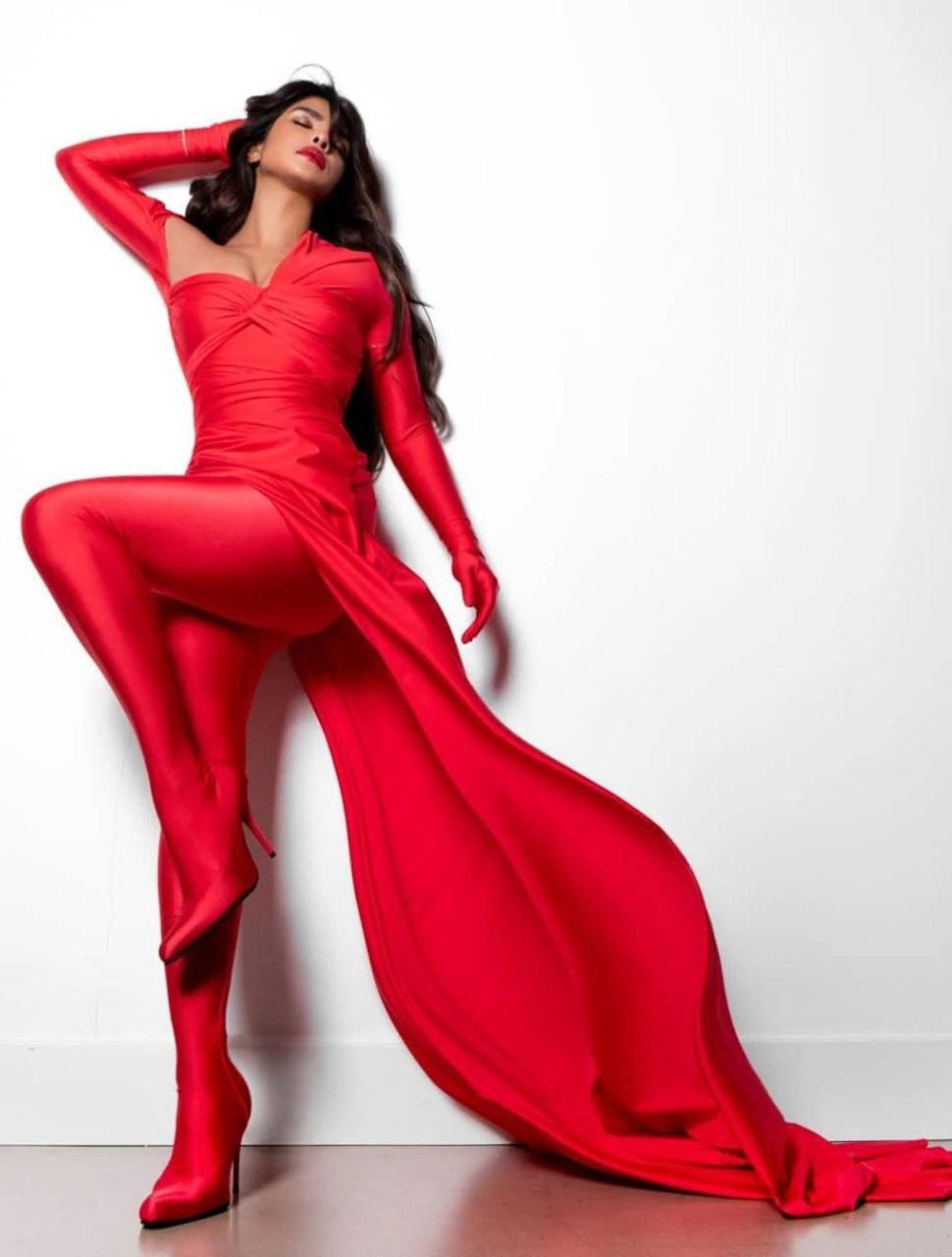 Priyanka Chopra Jonas latest photoshoot