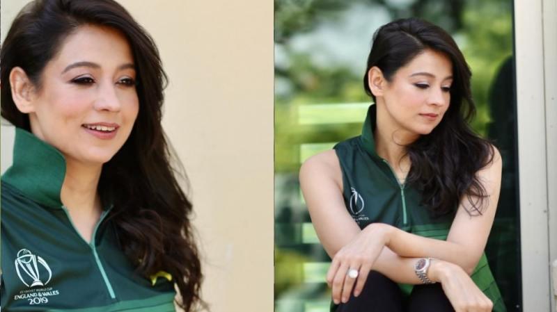 Rizla Rehan, the Pakistani fan girl of Virat Kohli is very beautiful, said give  me Virat - Everything Radhe Radhe