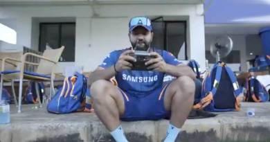 Rohit Sharma became 'Drone-Acharya', Ishan Kishan started peeping into the screen