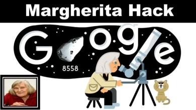 Margherita Hack: जानें कौन हैं 'लेडी ऑफ द स्टार्स' मार्गेरीटा हैक जिनकी याद में गूगल ने आज बनाया है डूडल
