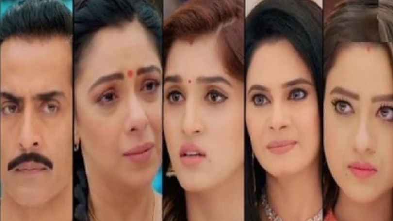 Anupama spoiler alert anupama will change the situation defeat kavya by making kinjal on her side |  Anupama will completely change the game plan, with one of her moves will make Kavya eat all four