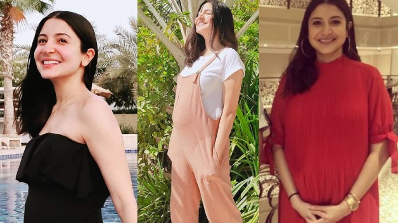 Anushka Sharma FAVORITE Maternity Wear is on Auction |  Anushka Sharma is selling her clothes, starting at Rs.850