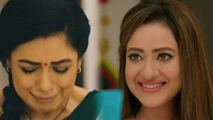 Anupama spoiler alert anupama quits infront of kavya to save shah family from her revenge    Anupama accepts defeat, kneels before Kavya for family