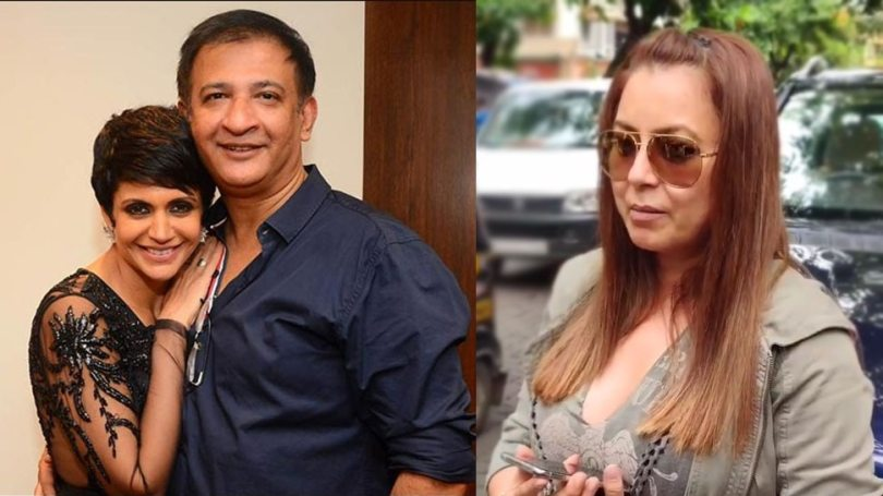 Mahima Chaudhry Reaction After Mandira Bedi Husband Raj Kaushal Death Got her Trolled on Insta    Mahima Chaudhry posed for laughing pictures after Mandira Bedi's husband's death, trolled