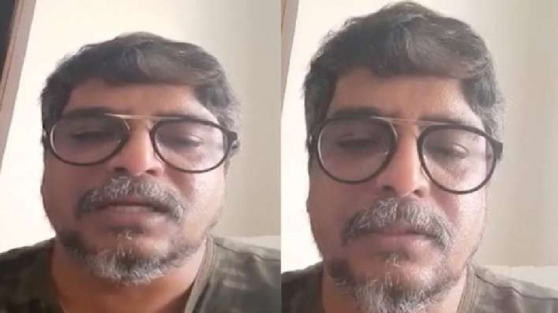 Art director raju sapte committed suicide by hanging himself, police filed case    Bad news from the film industry, Art director Raju Sapte hanged