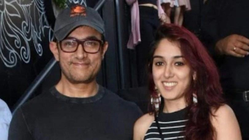Aamir Khan daughter Ira Khan does confusing post after kiran rao and aamir divorce announcement    After father's divorce announcement, Aamir Khan's daughter Ira Khan posted, fans stunned