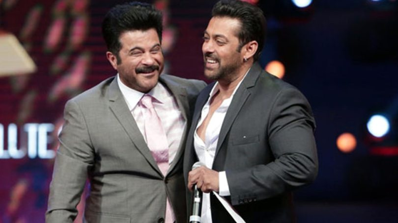 Salman Khan Talked About Anil Kapoor Underwear In Front Of Cameras |  When Salman Khan started talking about Anil Kapoor's underwear in front of everyone, the actor turned red with shame