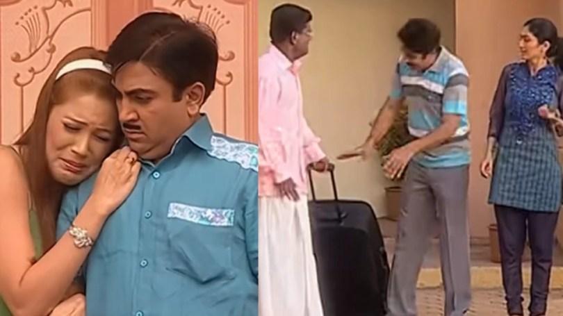 Taarak Mehta Ka Ooltah Chashmah: Iyer Fight with Babitaji, now they decided to take divorce |  Taarak Mehta Ka Ooltah Chashmah: Iyer raised his hand on Babita ji, both of them decided to divorce!