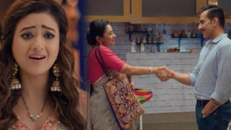 Anupama Spoiler Alert: Vanraj proposes anupama for friendship kavya is busting in anger    Vanraj extended his hand of friendship towards Anupama, Kavya turned red with anger