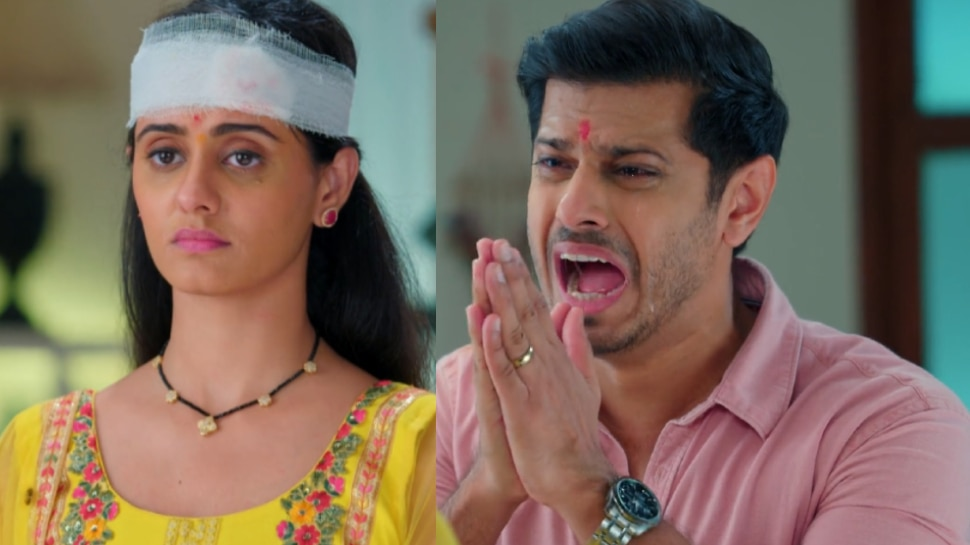 Ghum Hai Kisikey Pyaar Meiin Spoiler Alert: Virat will plead with Sai with folded hands, will ask to take his own life