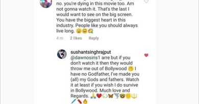 When Sushant Singh Rajput told the fans – go to see my film or else you will throw me out of Bollywood