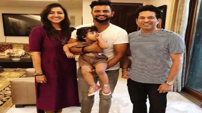 Photos: This palace-like house of Suresh Raina is very luxurious, you will be surprised to know the price