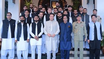 Imran Khan- Pakistan players