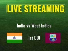 IND vs WI 1st ODI Match Live Cricket Score Update: वेस्टइंडीज का पहला विकेट गिरा