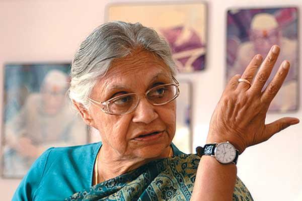 Live Updates: पूर्व मुख्यमंत्री शीला दीक्षित का 81 वर्ष की उम्र में निधन | कल दिल्ली में होगा अंतिम संस्कार