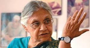 शिला दीक्षित बनी दिल्ली कांग्रेस पार्टी की प्रदेश अध्यक्ष
