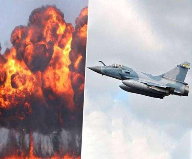 भारतीय वायु सेना की एयर स्ट्राइक से हिला पाकिस्तान, POK में आतंकी ठिकानों पर की गई बमबारी